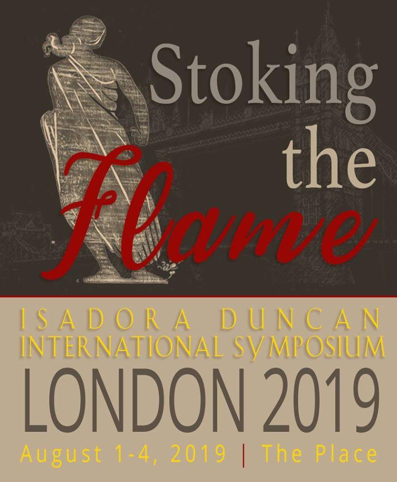 "Международный  симпозиум  ""Stoking  the Flame""."